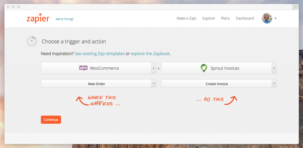 Sprout Invoices Integrates With Apps With Zapier Sprout Apps - Woocommerce invoice system